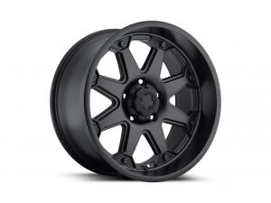 Bolt - 198B - Satin Black Wheels