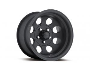 164 - Matte Black Wheels