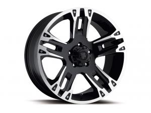 Maverick - 234/235 - Gloss Black Wheels