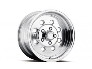 Nitro - 531 - Polished Wheels