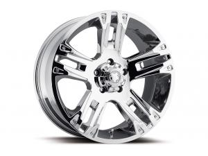 Maverick - 234/235 - Chrome Wheels