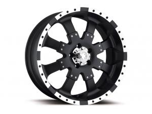 Goliath - 223/224 - Matte Black Wheels