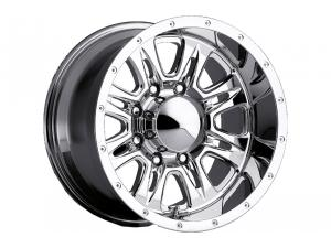 Predator 8 - 286 - Chrome Wheels