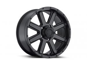 Crusher - 195SB - Satin Black Wheels