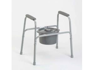 INVACARE SAFEGUARD COMMODE