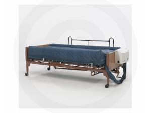 MICROAIR ALTERN PRESSURE MATTRESS W/RAISED SIDES