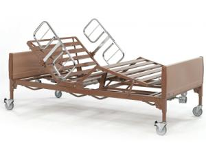 BARIATRIC BED PACKAGE- 600 LB. CAPACITY