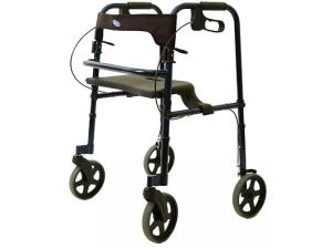 "ROLLITE® TALL ADULT ROLLATOR W/8"" WHEELS"