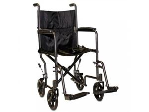 PROBASICS® STEEL TRANSPORT WHEELCHAIR
