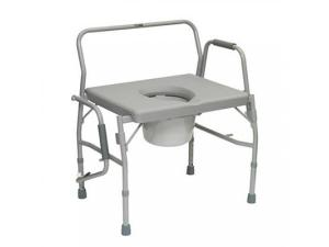 PROBASICS® BARIATRIC DROP ARM COMMODE
