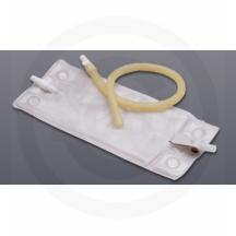 Vented Latex Free Urinary Leg Bag System Hollister