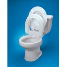Groovy Raised Toilet Seat Standard Hinged For Sale West Palm Uwap Interior Chair Design Uwaporg