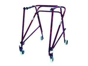 NIMBO LIGHTWEIGHT WALKER ADULT FLAME RED