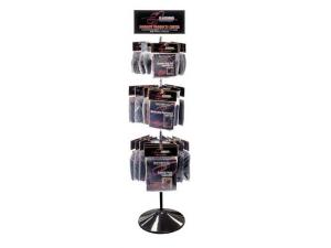 SPINNER RACK FOR EZ ACCESS ACCESSORIES
