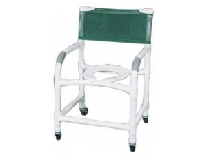 SHOWER CHAIR DELUXE PVC SUPERIOR