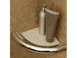 INVISIA CORNER SHELF GRAB BAR