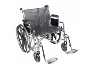 WHEELCHAIR SENTRA EC H/D 20 DUAL AXLE
