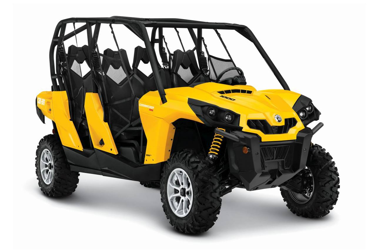 New Can Am Side X Recreation Utility Models For Sale In Lt250r Wiring Harness Commander Max Dps 1000