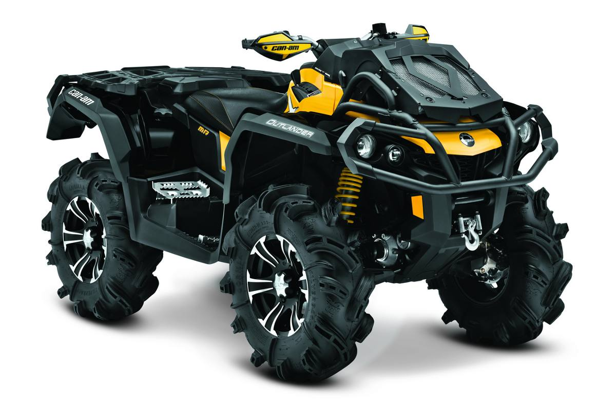Can Am 1000 >> 2015 Can Am Outlander 1000 X Mr For Sale In Greenville Junction Me