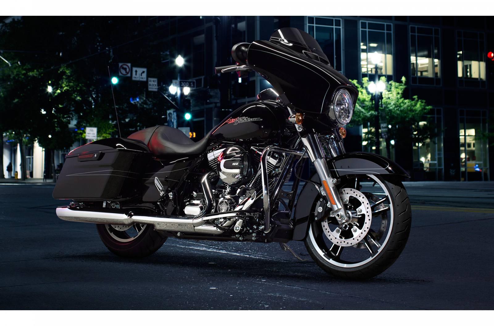 2015 Harley Davidson Flhxs Street Glide Special W Tire Shredder
