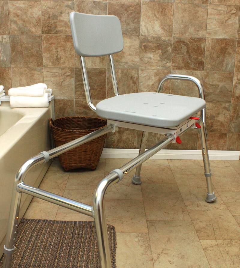 Eagle Health Supplies Inc. SLIDING TRANSFER BENCHES from American ...