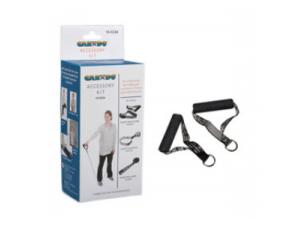 CANDO EXERCISE BAND ACCESSORY KIT
