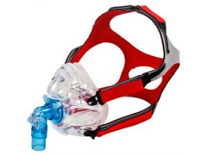 HANS RUDOLPH 7600 SER V2 FULL CPAP MASK & HEADGEAR