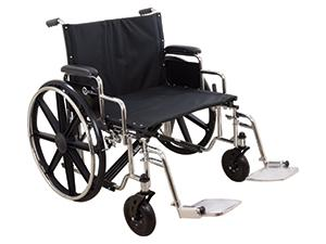 ROSCOE EXTRA WIDE BARIATRIC K7 WHEELCHAIR