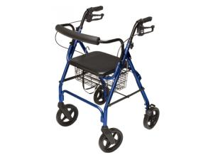 ADJUSTABLE BACK BAR FOR RJ4805 ROLLATOR SERIES