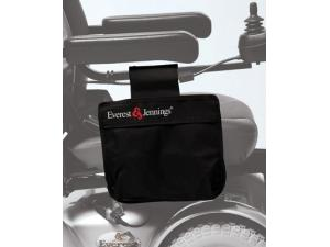 WHEELCHAIR SIDE POUCH