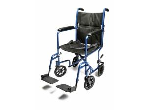 EVEREST & JENNINGS ALUMINUM TRANSPORT CHAIR