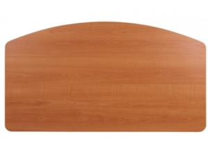 CRESCENT HEADBOARD AND FOOTBOARD