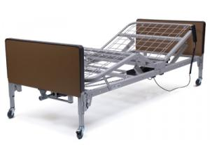 PATRIOT FULL-ELECTRIC HOMECARE LOW BED