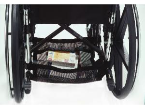 WHEELCHAIR UNDERNEATH CARRIER