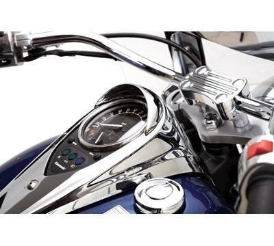 Kawasaki K53020-373B Black Custom Speedometer Visor