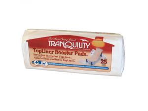 TRANQUILITY® TOPLINER™ BOOSTER PADS