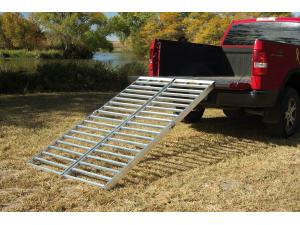 WELDED MULTIFOLD RAMP