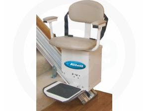 INDOOR AC STRAIGHT STAIR LIFT