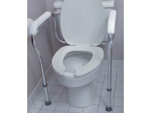 TOILET SAFETY ARM SUPPORT WITH BACTIX™
