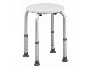 HEALTHSMART™ SHOWER STOOL WITH BACTIX™
