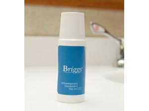 BRIGGS® ANTI-PERSPIRANT DEODORANT ROLL-ON, 1.5 OZ