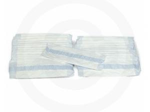 SUPER-ABSORBANT DISPOSABLE LINERS