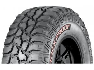 Rockproof Tire