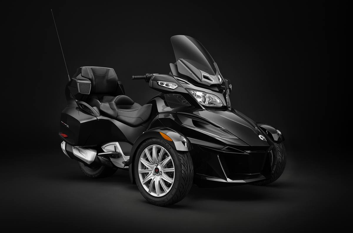 2015 Can Am Spyder Rt Sm6 For Sale In St Georges Nl Central Harley Heated Grips Wiring Diagram Service Station Ltd 709 647 3501