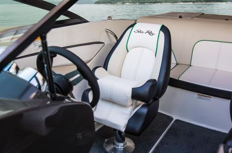 2015 Sea Ray boat for sale, model of the boat is 190 Sport OUTBOARD & Image # 12 of 16