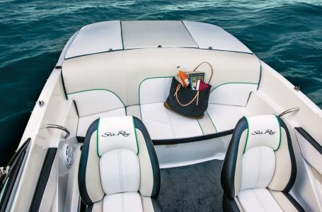 2015 Sea Ray boat for sale, model of the boat is 190 Sport OUTBOARD & Image # 14 of 16