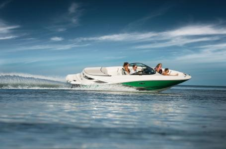 2015 Sea Ray boat for sale, model of the boat is 190 Sport OUTBOARD & Image # 8 of 16