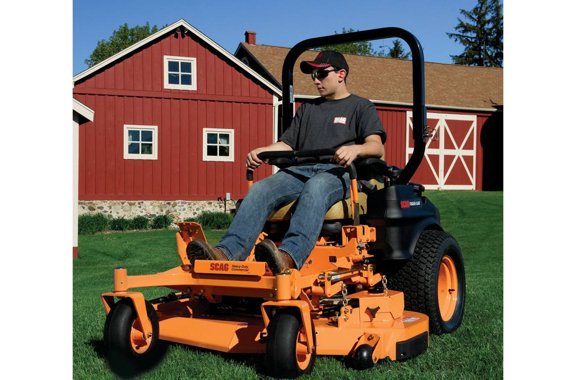 New scag lawn mowers for sale in cayce sc carolina power equipment 2015 tiger cat fandeluxe Choice Image