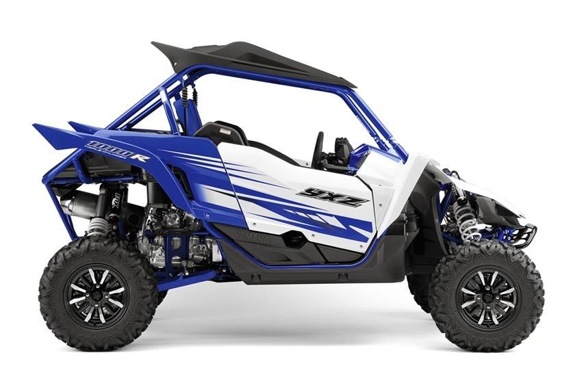 2016 Yamaha YXZ 1000R -Racing Blue/White w/Suntop for sale