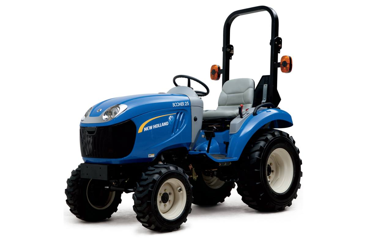 tractors holland tractor ford new compact garden sold